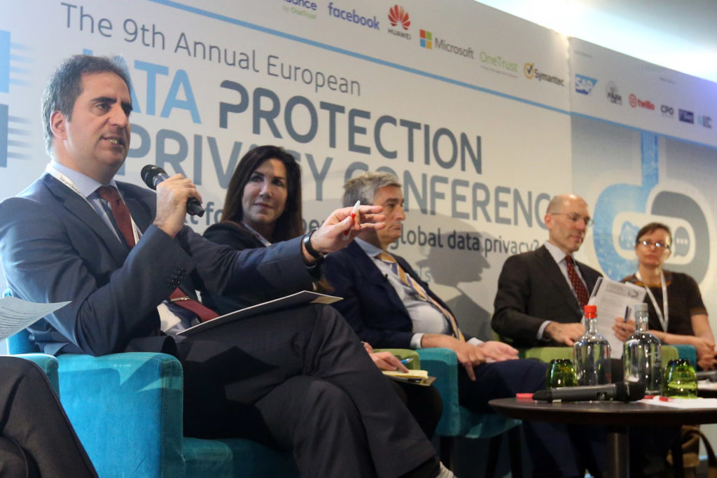 The 9th Annual European Data Protection and Privacy Conference